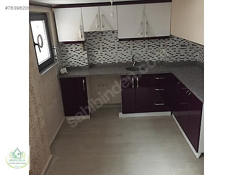 örnek mah .de bahçe kat 2+1 oda 75 m2 açık mutfaklı