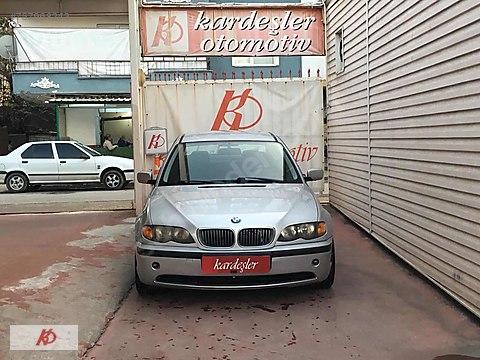 2002 MODEL BMW 320 D STANDART
