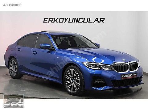 BMW 320.İ 0'KM M EDİTİON ESTORİL MAVİ 170 HP FULL