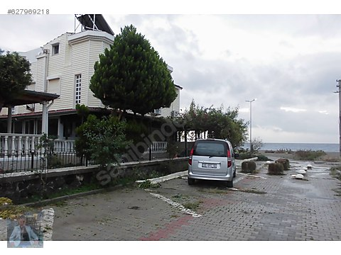 jasmin Emlaktan Özdere orta mahallede denizeSIFIR...