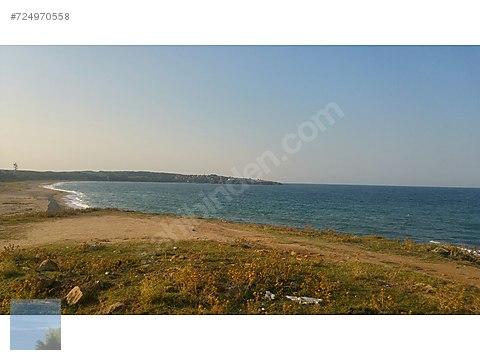 İğneada Beğendik köyünde Denize Sıfır 6800 m2