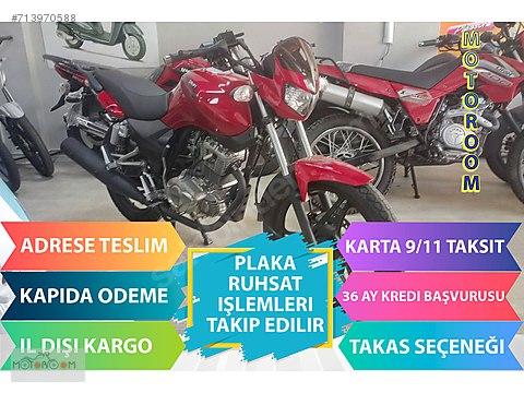 MONDİAL DRİFT 125 - KARTA 9 TAKSİT - PLAKA RUHSAT...
