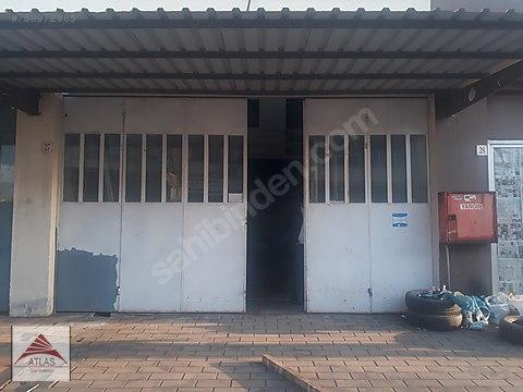 Ege Sanayi Sitesinde Kiralık Dükkan
