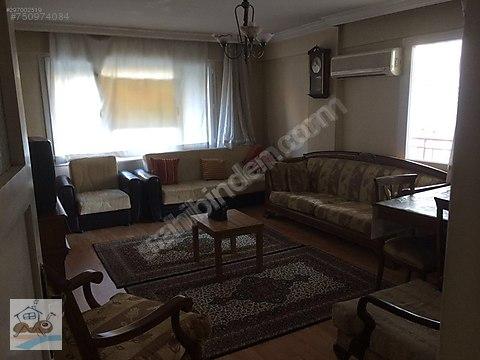 BAYRAKLI TAŞKENT 3+1 125 m2 EŞYALI -KOMBİLİ -KİRALIK...