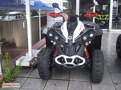 İSTANBUL MOTOR-CAN-AM RENEGADE 650 XXC 89.900 TL