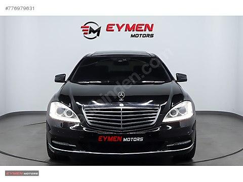 EYMEN MOTORS 2011 BAYİ S350L 4 MATİC SOĞUTMA,GECE...