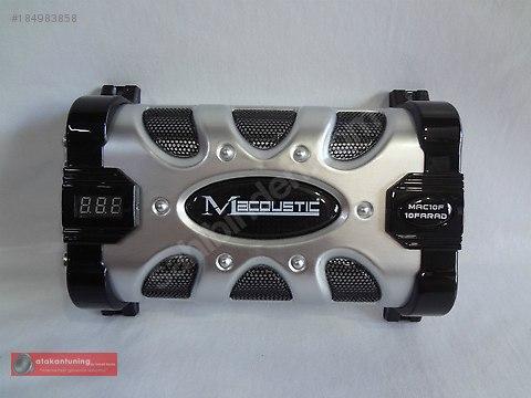 M Acoustic MAC10F Kapasitör 10 Farad #184983858