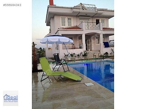 Kadriye de satılık müstakil tekli villa
