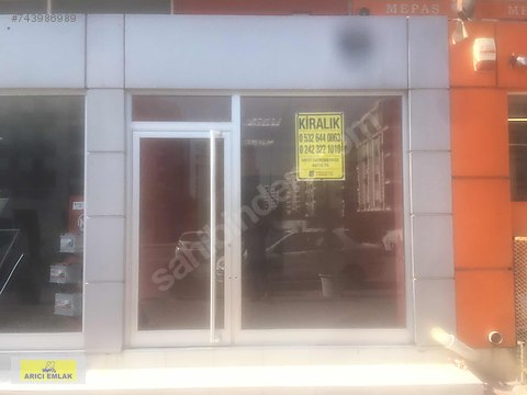 ARICI EMLAK KİRALIK OFİS 1300 TL YENİGÜN MEPAŞ...