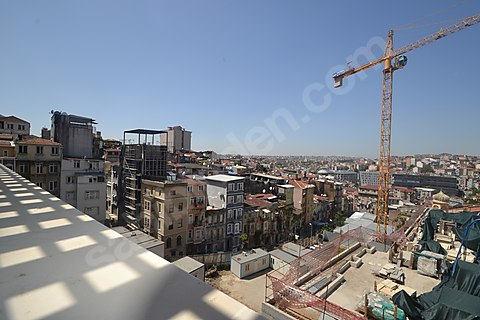 İCG TAKSİM 360 PROJESİNDE 115m2 LOFT TERASLI LÜX...