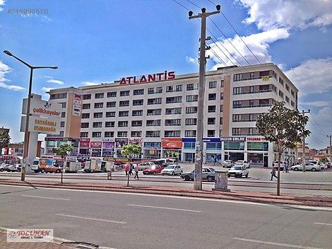 TOLUHAN'dan STUDIO ATLANTİS de 1+1 EŞYASIZ CADDE...
