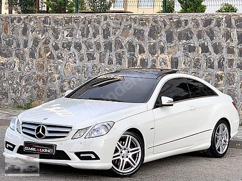 2011 EMSALSİZ MERCEDES E250 CDI COUPE AMG 91.000'de+SERVİS...