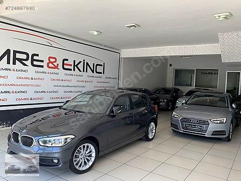 2019 SIFIR KM BMW 118i ONE EDİTİON + TÜRKİYE PAKET...