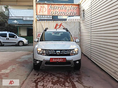 2017 MODEL DACİA DUSTER 1.5 DCİ AMBİANCE 4X4
