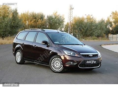 2008 Ford Focus SW 1.6 LPG Titanium X - Otomatik...