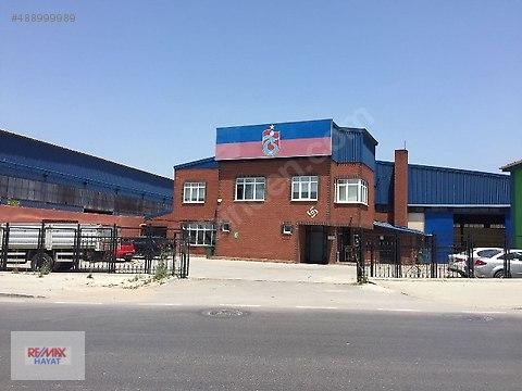 Gebze E-5 Üstünde Kiralık Fabrika Binası