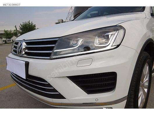 2015 volkswagen touareg 3.0 tdi 348.000 tl sahibinden satılık