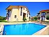 Akbük'te Havuzlu Ve Güvenlikli Sitede Satılık Villa