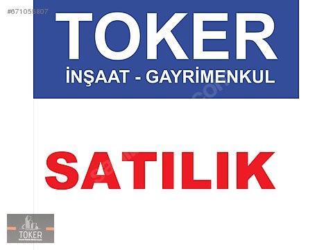TOKER EMLAK TAN GİYİMKENT 4. SOKAKTA 4 KATLI 215M2...