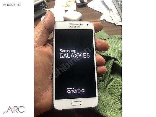 Samsung Galaxy E5 E500 Cep Telefonu Sahibinden Com Da
