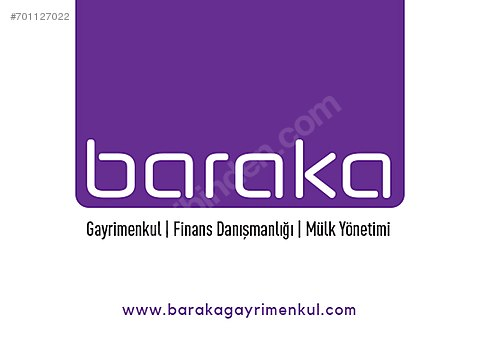 baraka'DAN SATILIK ÇALTILIBÜK DE ARAZİ