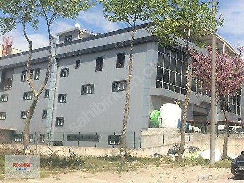 İTOSB Tuzla'da Satılık Fabrika Binası