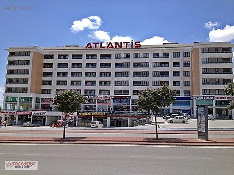 TOLUHAN'dan STUDIO ATLANTİSde 2+1 DUBLEX CADDE...
