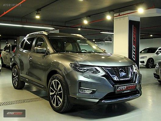 Nissan X Trail >> Nissan X Trail Ikinci El Ve Sifir Suv Mpv Crossover 4x4 Ve Cipler