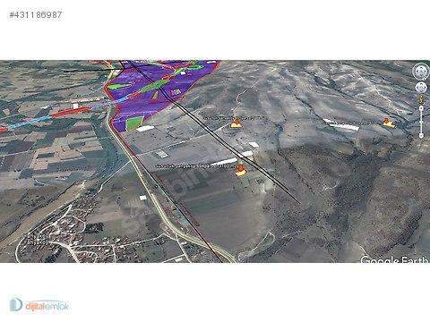 Susurluk Yahyaköy'de Satılık Yatırımlık 16.500 m2 Arazi.