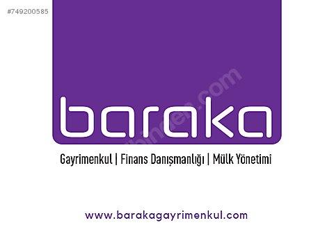 baraka'DAN İSTANBUL YOLUNDA DEPO