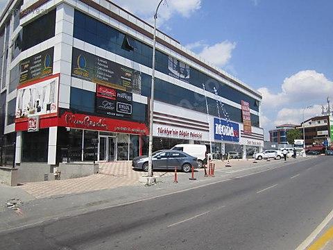 Ankara Caddesi Cepheli Kiralık Lüks Ofis