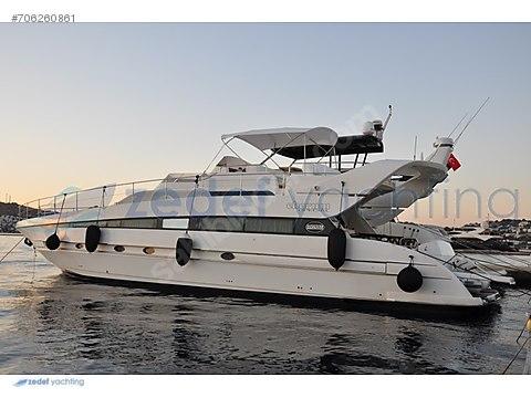 CONAM 60 CHORUM FLY MOTORYAT | 180.000€ | ZEDEF YACHTING