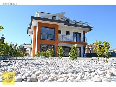 Fethiye Çiftlik'te Özel Yapım 10+1 Müstakil Villa
