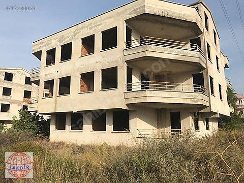 kundu bölgesi karaçalıda satılık 4 katlı 8 daireli...
