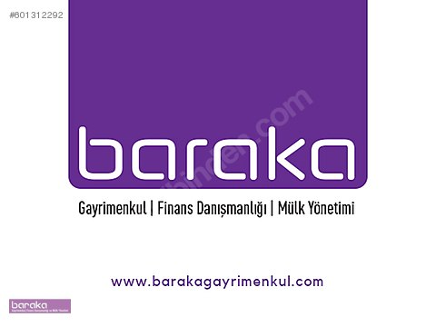 baraka 'DAN ORHANGAZİ YENİ GÜRLE DE SATILIK KUPON...