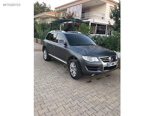 2007 volkswagen touareg 3.0 tdi 133.000 tl sahibinden satılık