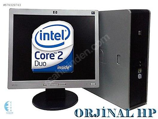 9e4b43cecfd42 HP DC 7800 İŞLEMCİ 2GB RAM 160GB 17 LCD MONİTOR FULL BİLGİSAYAR #679329743