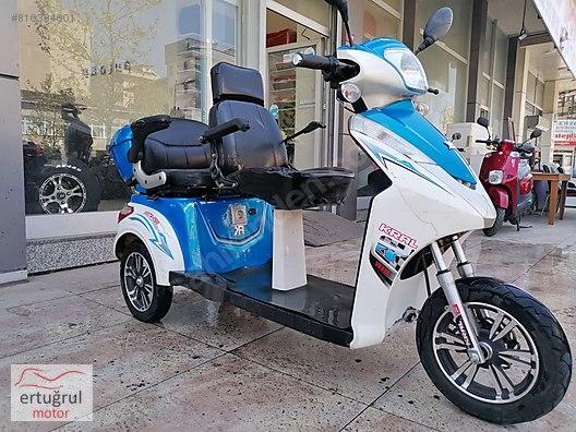 Kral Motor K 12 Vesta 5000 4500 W Elektrikli Motor 6 000 Tl