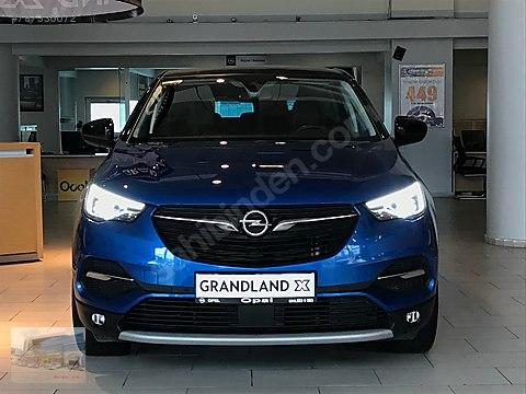 OPAL OTOMOTİV'DEN Grandland X 1.6 D EcoTEC EXcellence...