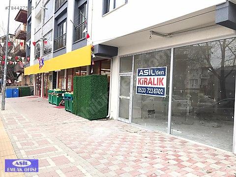 GEMLİK ASİL'DEN KİRALIK AHMET SÜREN MEY CEPHE 200M²...