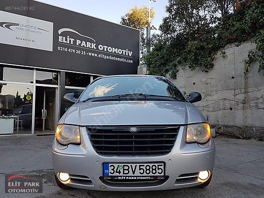 2017 Chrysler Town And Country >> Chrysler Grand Voyager Ikinci El Minivan Panelvan Ve Camlivan