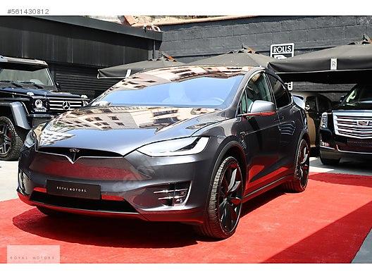 Tesla Model X Fiyat Listesi Sahibindencom