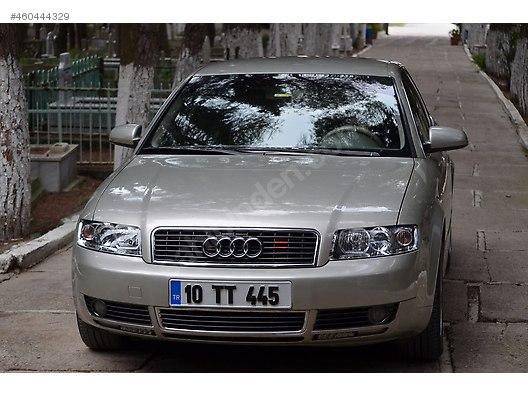 audi a4 a4 sedan 1.9 tdi 2003 model 52.250 tl sahibinden satılık