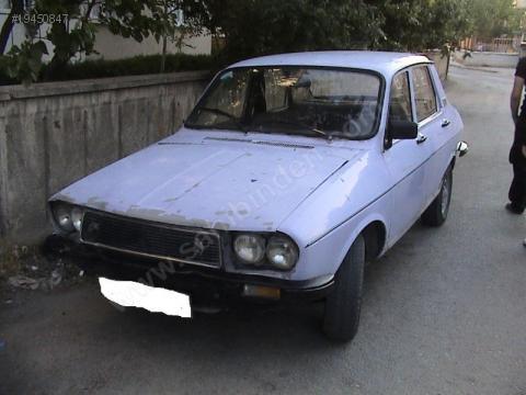 renault r 12 ts 1977 model 1.500 tl sahibinden satılık ikinci el