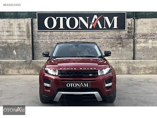 Range Rover Evoque >> Land Rover Range Rover Evoque Ikinci El Ve Sifir Suv Mpv Crossover