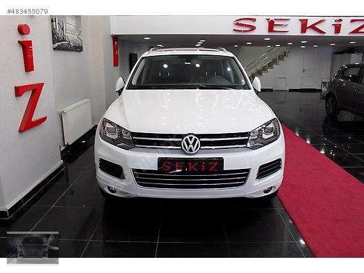 2014 volkswagen touareg 3.0 tdi 284.900 tl galeriden satılık