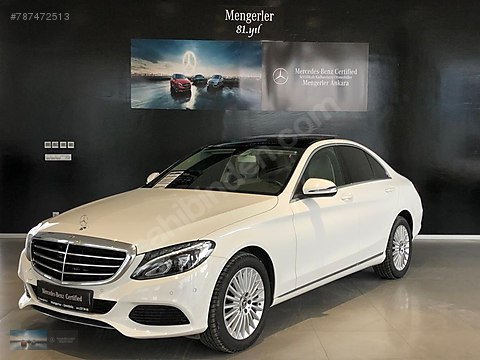 Mercedes-Benz Certified-MENGERLER Ankara 2018 Model...