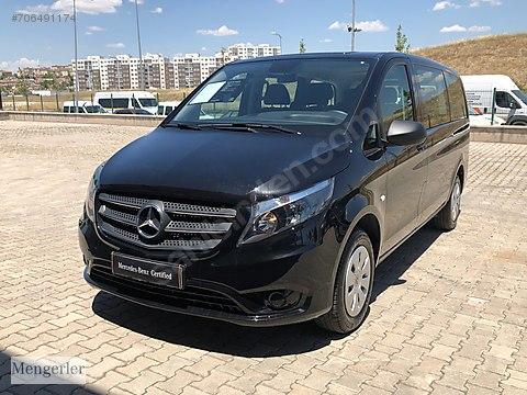 Mengerler Ankara'dan 2018 Model Mercedes-Benz Vito...
