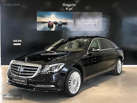 Mercedes-Benz Certified-MENGERLER Ümitköy S 400...