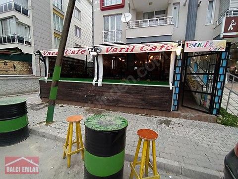 BALCI EMLAK'TAN MERKEZİ YERDE DEVREN SATILIK CAFE